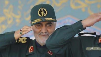 أول مرة منذ الثورة..خامنئي يقلد سليماني أرفع وسام عسكري