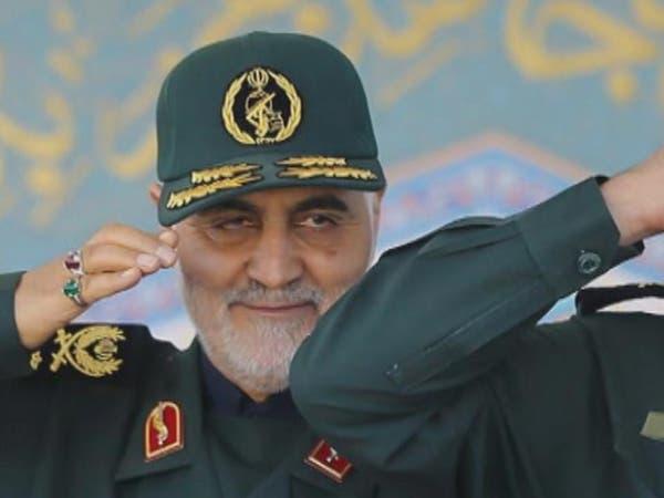 "سليماني يعارض التفاوض مع أميركا.. ويعتبره ""استسلاماً"""