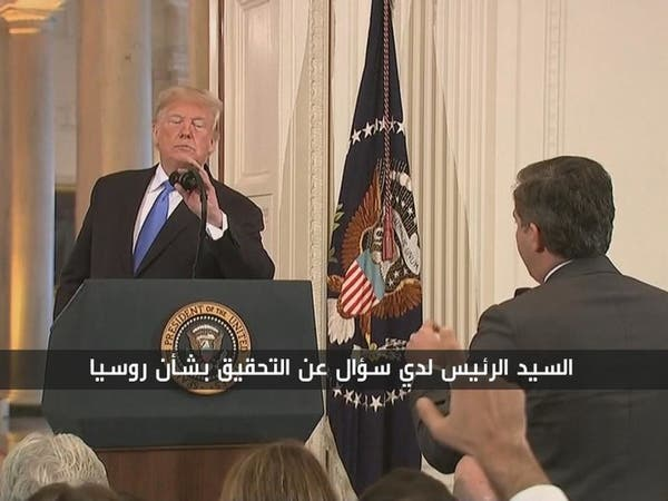"""الصحافي الذي أزعج ترمب يعود للبيت الأبيض.. """"مؤقتا"""""""