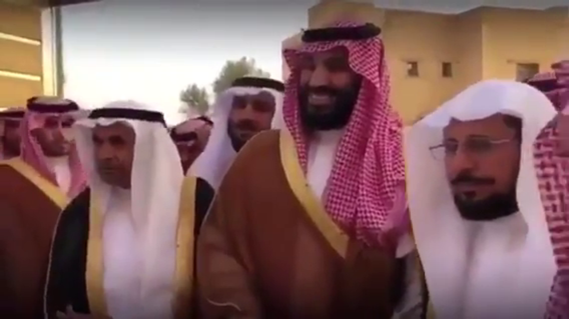 saudi crown prince mohammed bin salman qassim