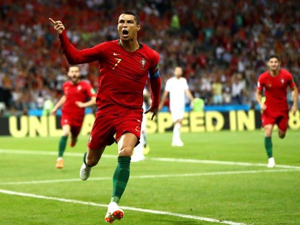 رونالدو يعود إلى قائمة المنتخب البرتغالي