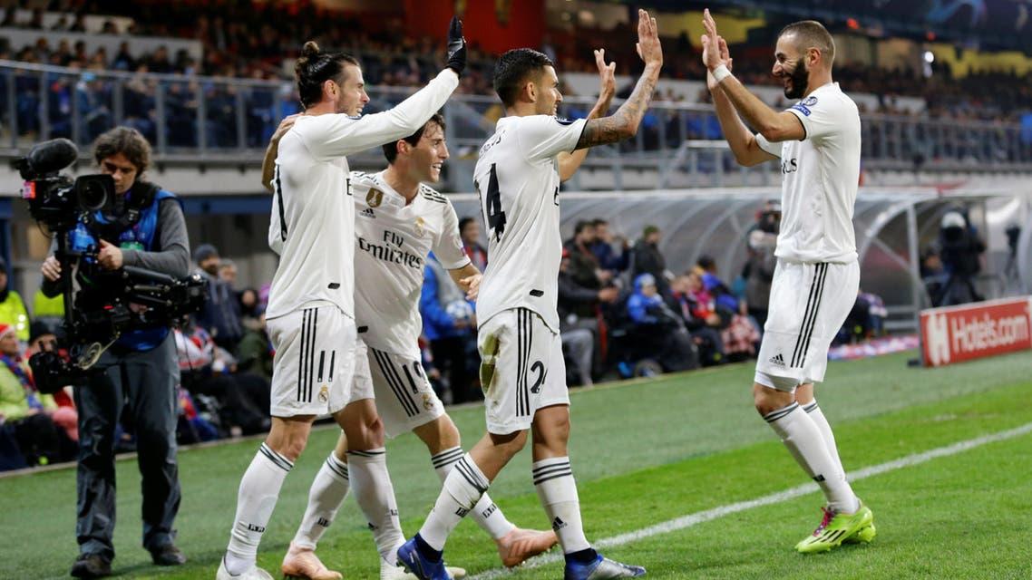 ريال مدريد - بلزن