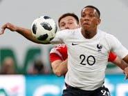 ديشان يعيد مارسيال إلى تشكيلة فرنسا بعد 8 أشهر