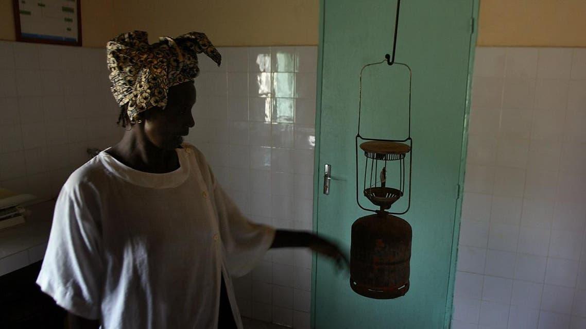 Senegal electricity. (AP)