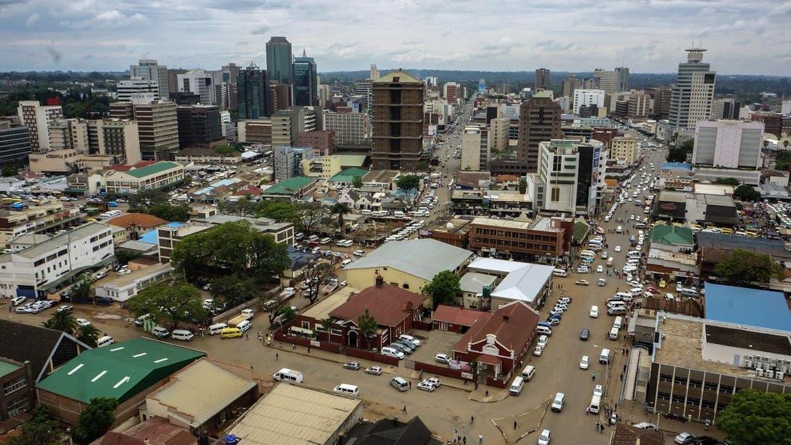 Harare, Zimbabwe. (AFP)