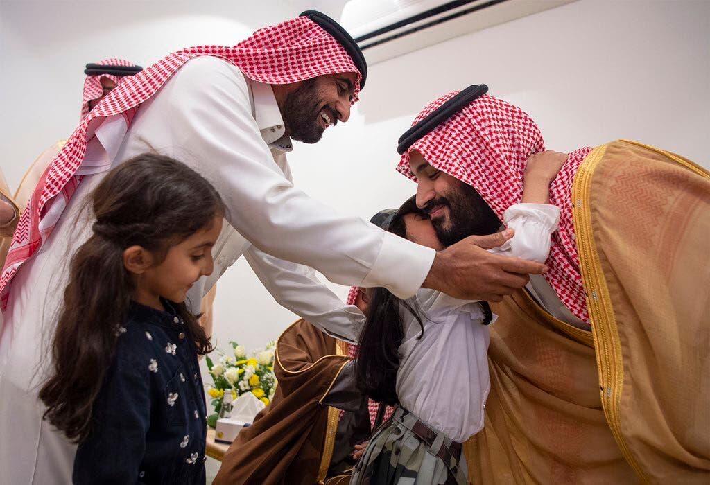 الأمير محمد في حائل