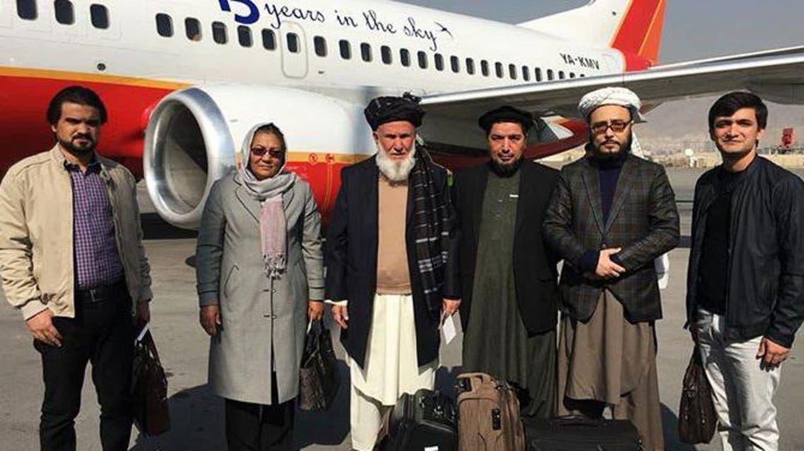 هیئت شورای صلح افغانستان