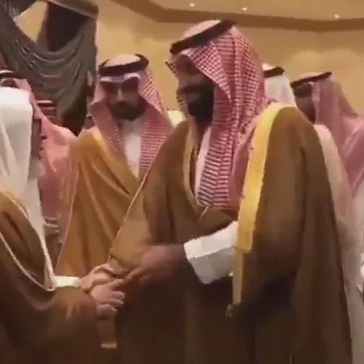 ماذا رد محمد بن سلمان على دعوة مسن سعودي لتناول القهوة؟