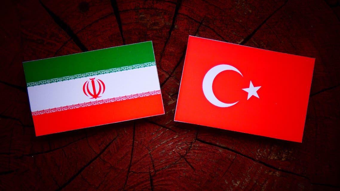 تركيا إيران