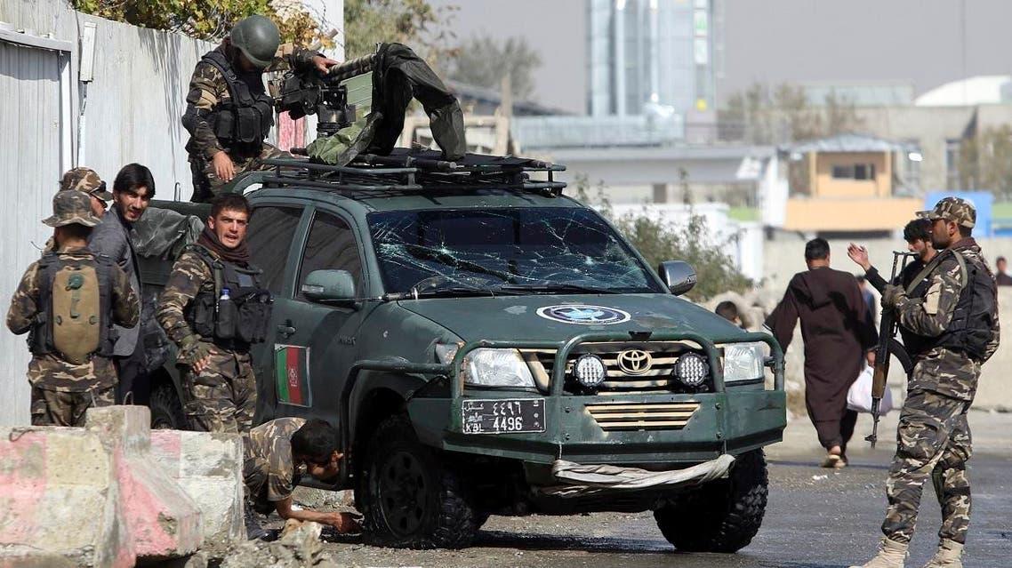 Afghanistan security (AP)