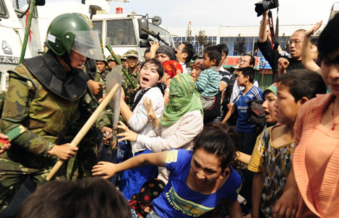 اعتراضات ایغورها سین کیانگ (ترکستان شرقی)