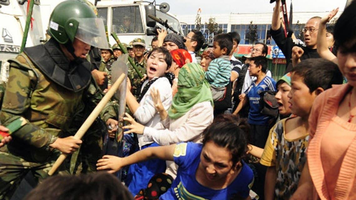 اعتراضات ایغورها