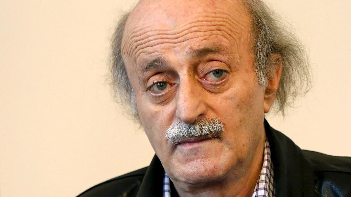 Lebanon's Walid Jumblatt (Reuters)