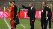 مارتينيز :عرض ريال مدريد مجرد شائعات..وتركيزي مع بلجيكا