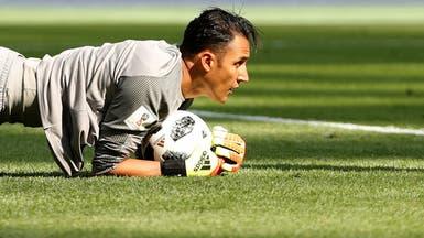 ريال مدريد يتسبب في إبعاد نافاس عن منتخب كوستاريكا