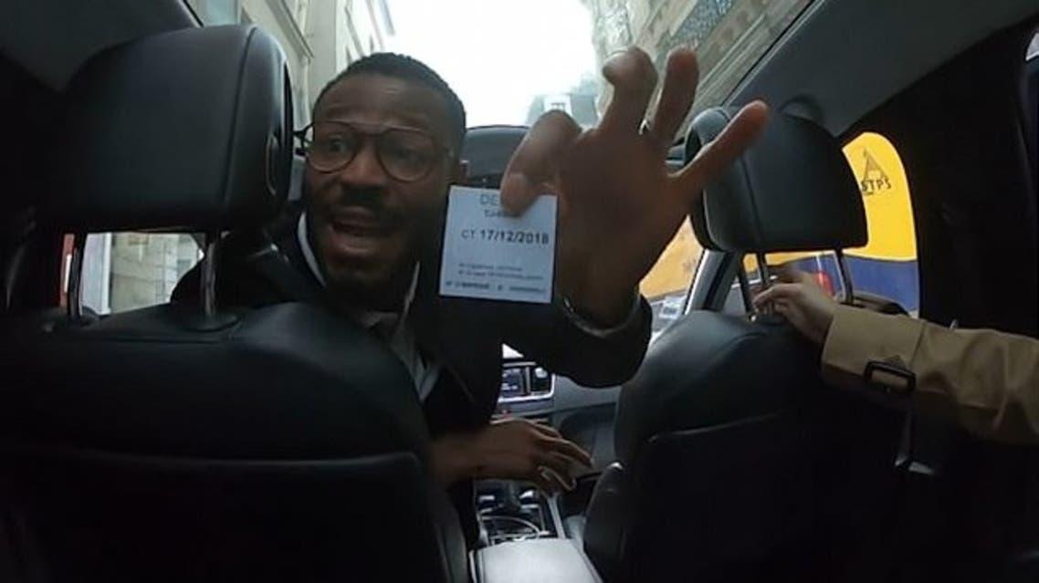 أنا سائق مرخص.. وهذه ليست سيارتي