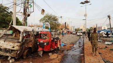 هجوم انتحاري بسيارة مفخخة قرب مقر الاستخبارات الصومالية