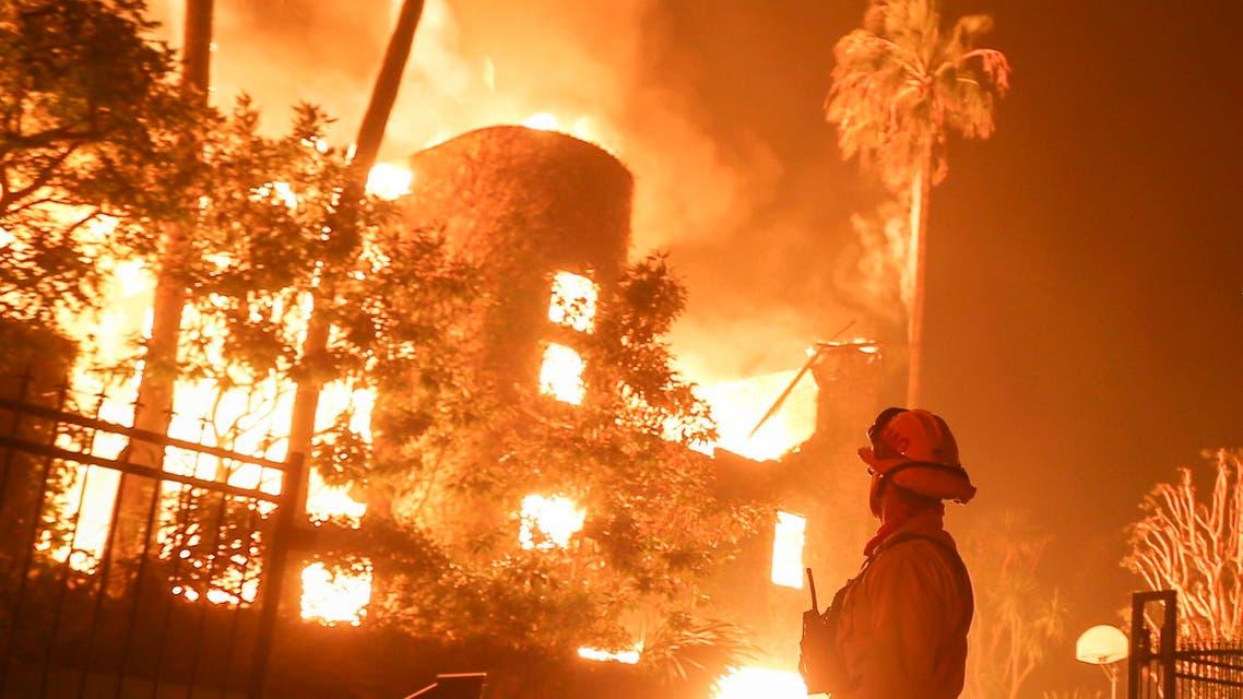 california wildfire (AP)