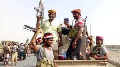 قوات الشرعية تسيطر على الخط الدولي بين صعدة والبقع