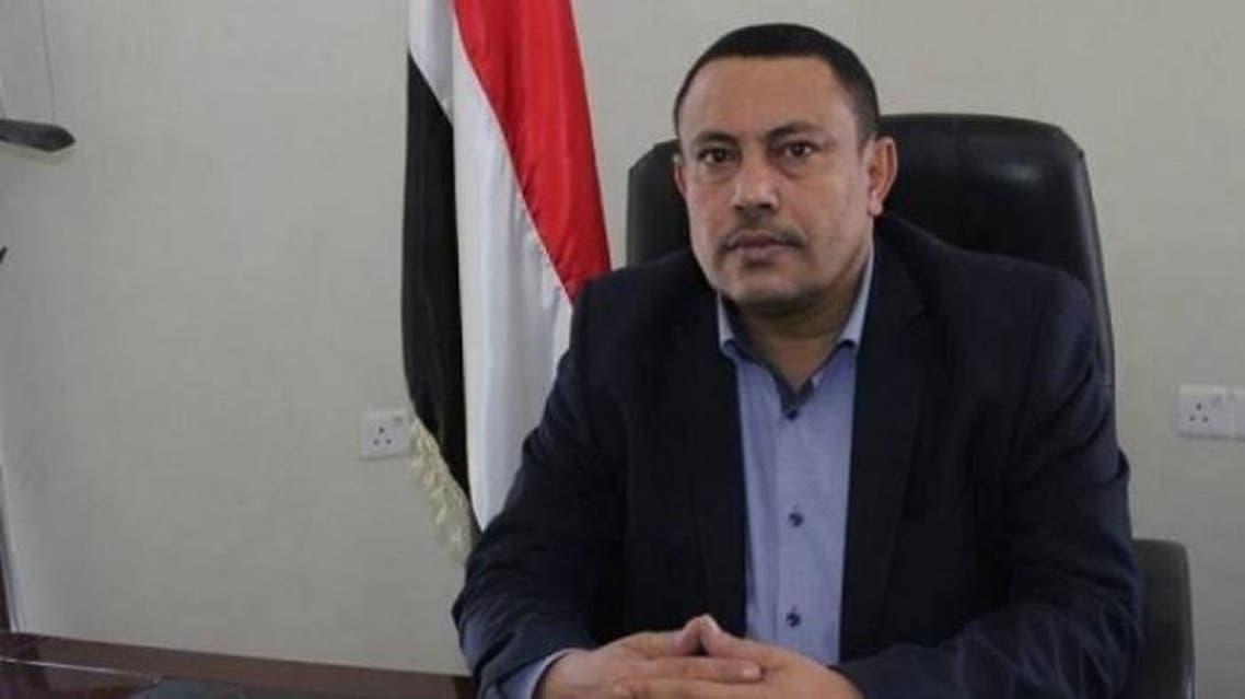 وزير الإعلام في حكومة مليشيا الحوثي الغير معترف بها، عبدالسلام جابر