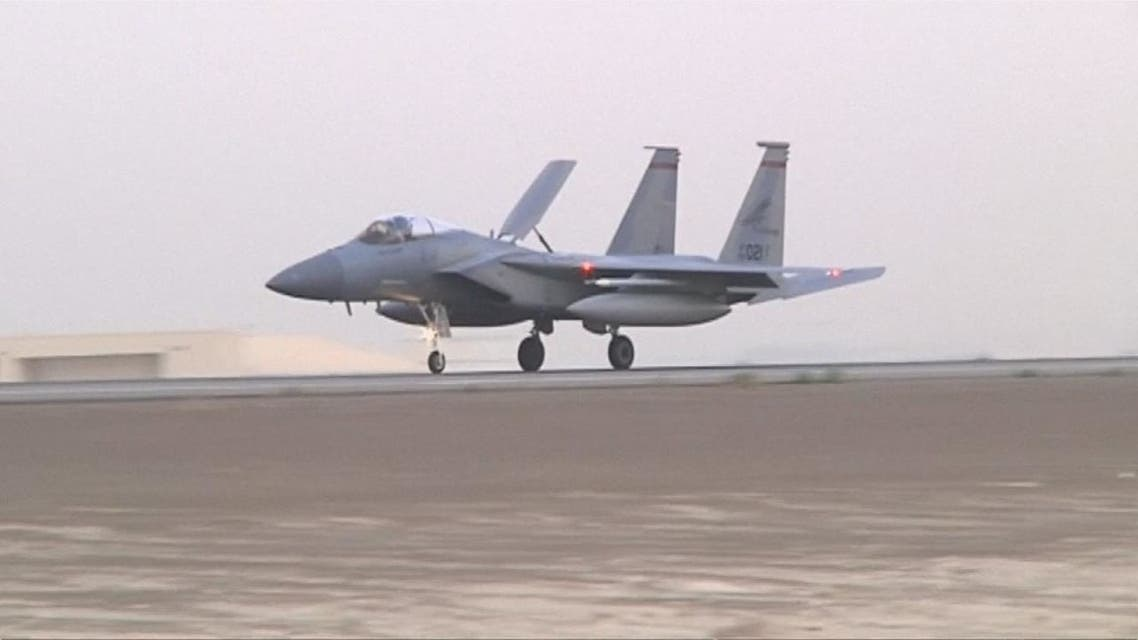 طائرات التحالف الدولي تعود لقصف داعش في الموصل