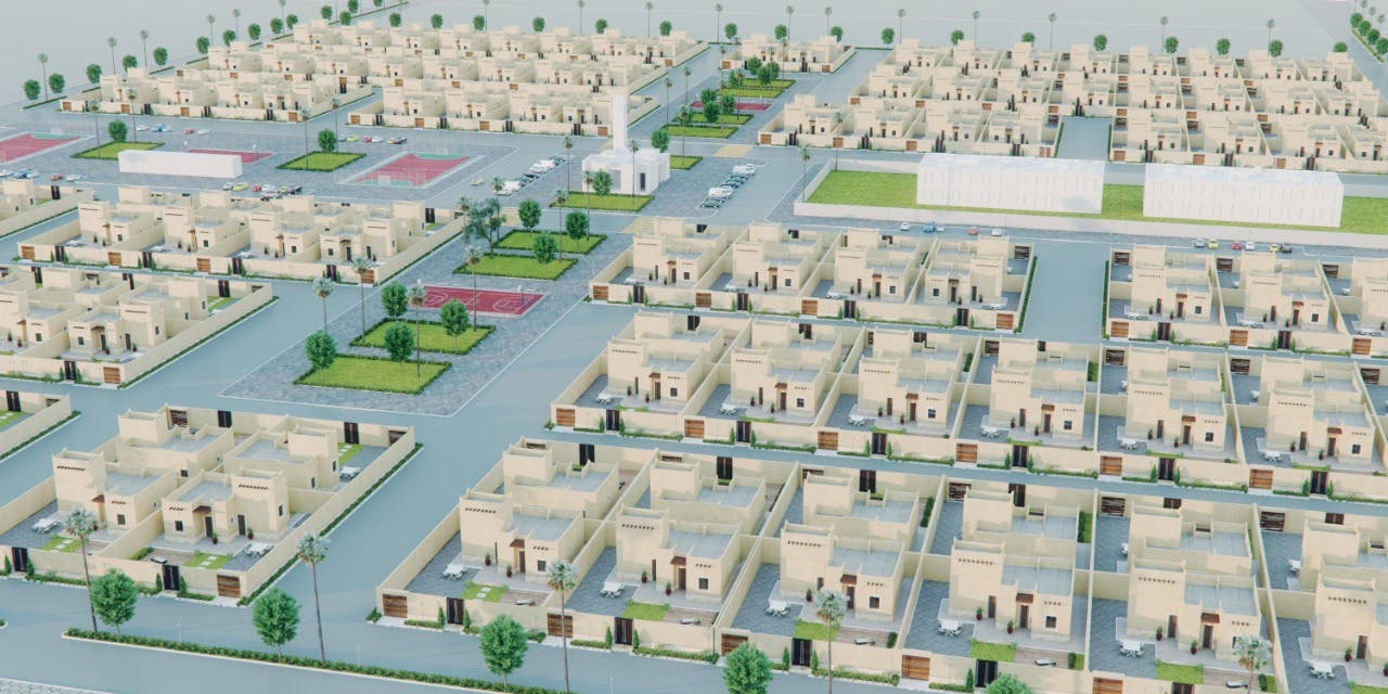 Yemen housing project (Supplied)