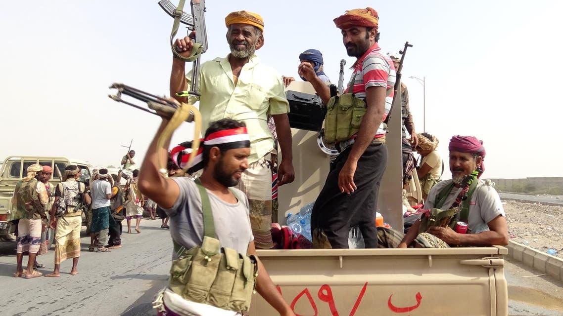 قوات الجيش اليمني في الحديدة