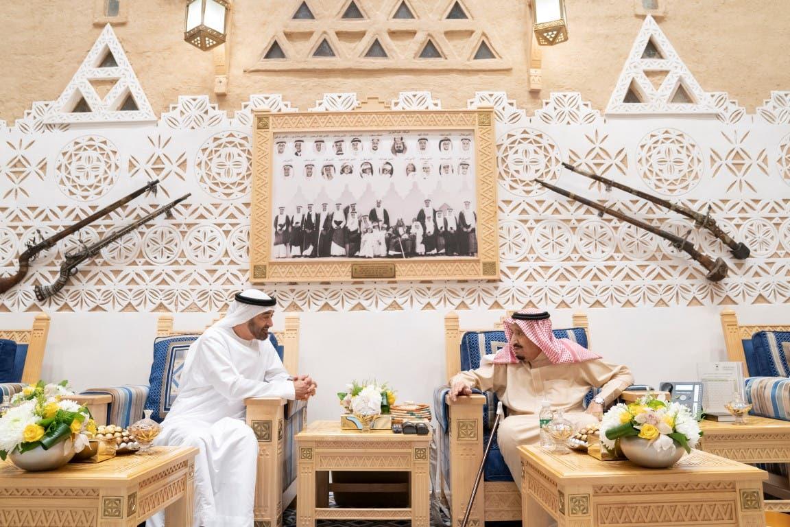 Abu Dhabi Crown Prince: Saudi Arabia plays pivotal role in defying regional risks