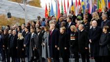 باريس.. 70 زعيماً  يحتفلون بمئوية الحرب العالمية الأولى