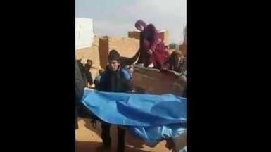 """فيديو.. مقتل سورية في """"الركبان"""" والأردن ينفي مسؤوليته"""