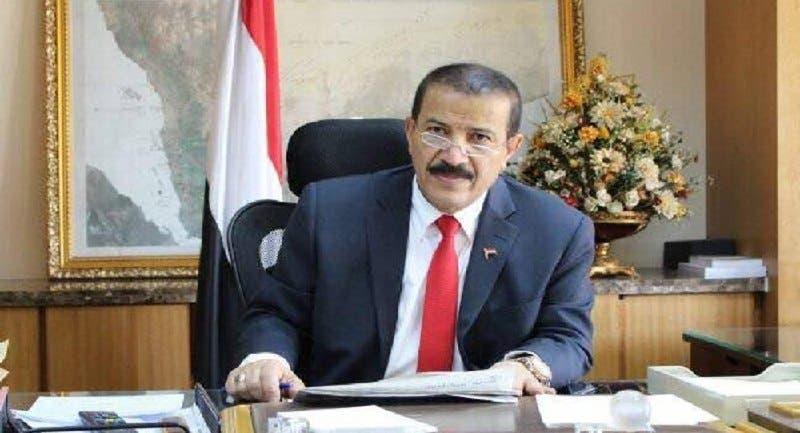 وزير خارجية الحوثيين هشام شرف