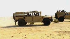 """مصر : مشترکہ فوجی مشقوں """"عربوں کی ڈھال 1"""" کی سرگرمیاں"""