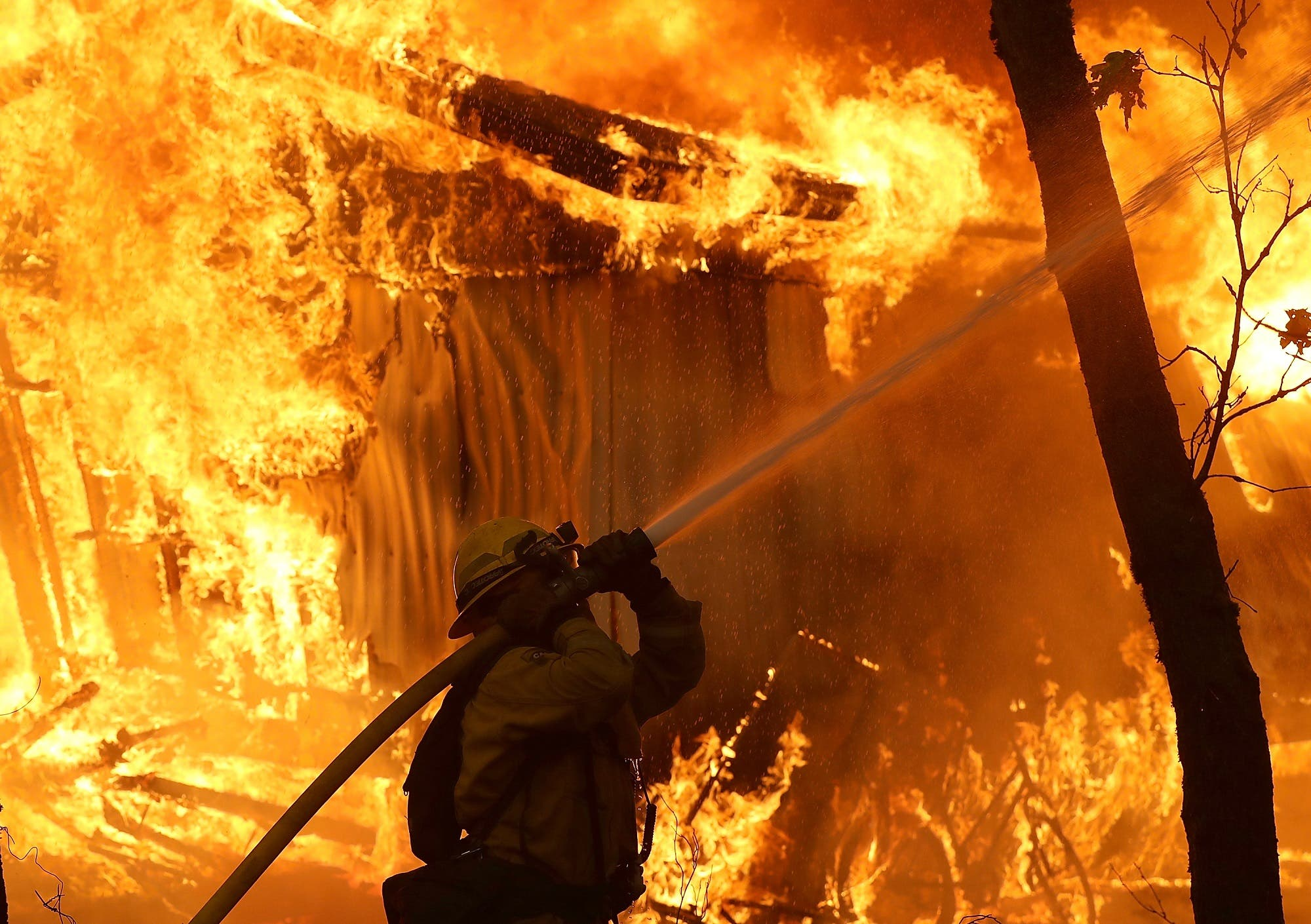 Death toll in Northern California rises to 23 as wildfires ravage state AFP