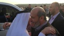 """قطر کے سفیر کی حماس رہ نما کے کان میں """"سرگوشی""""، فلسطینی حلقے چراغ پا"""
