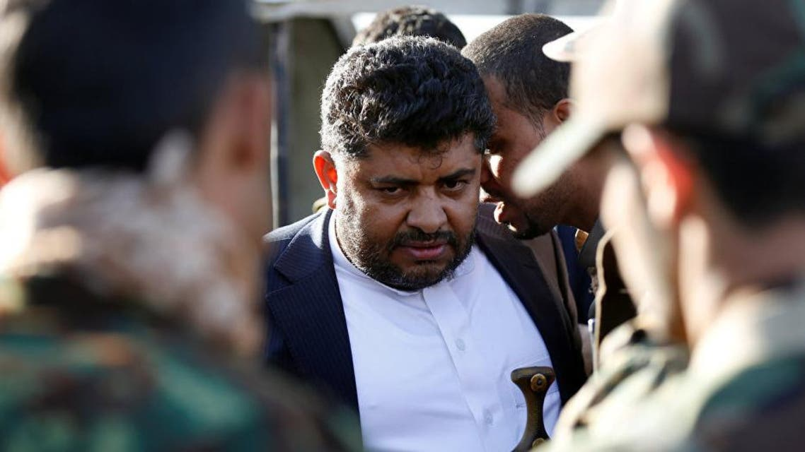 Mohammed al-Houthi. (Supplied)