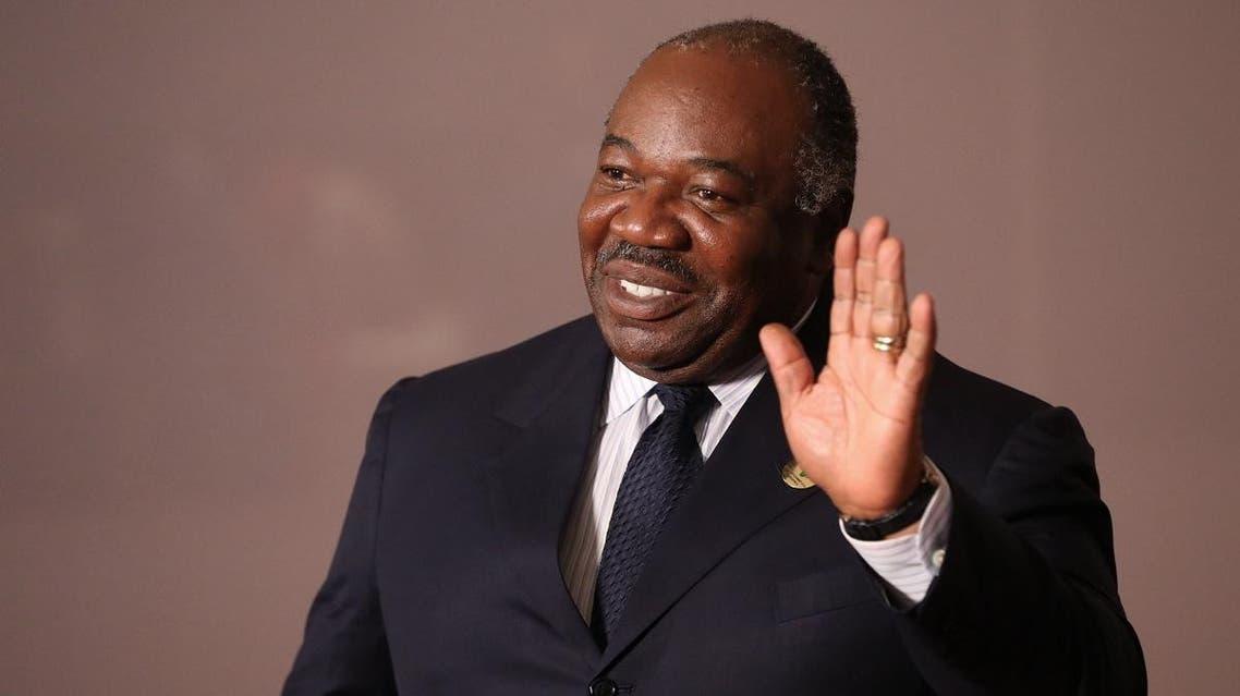 Gabon President Ali Bongo (AFP)