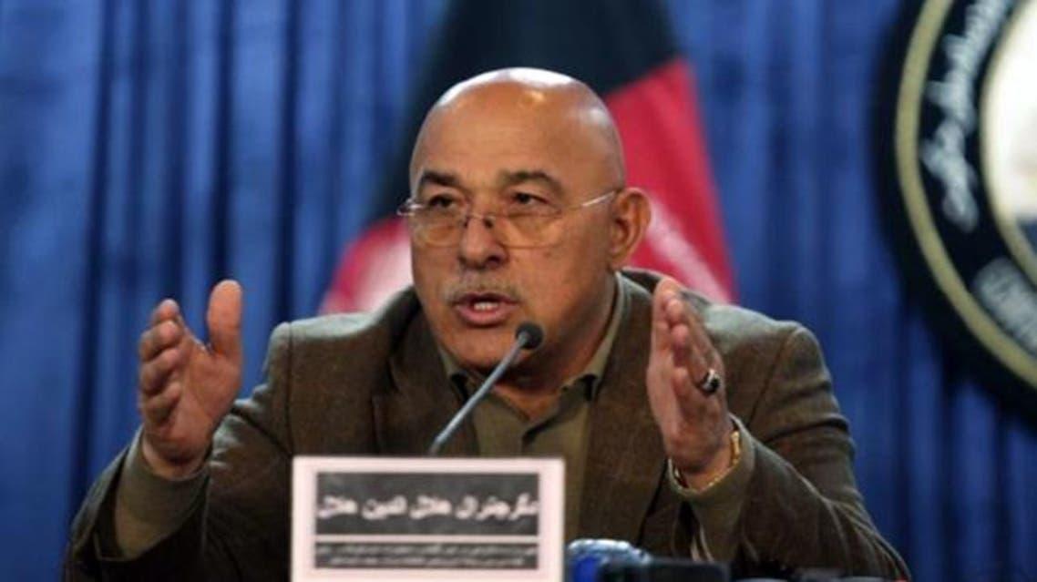 هلالالدین هلال معاون وزیر دفاع افغانستان