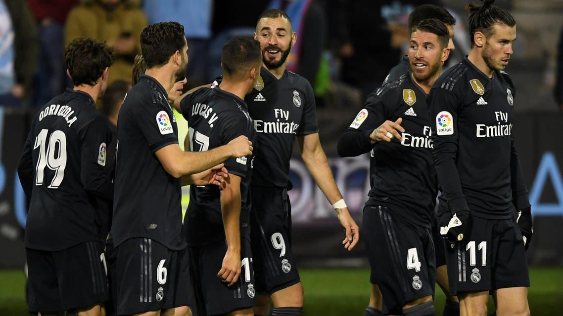 ريال مدريد - سلتا فيغو