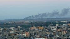 غزہ پر اسرائیل کا نیا فضائی حملہ ، 2 فلسطینی جاں بحق