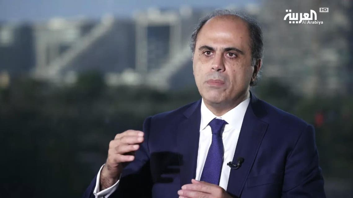 Director of the Middle East and Central Asia Department at the International Monetary Fund Jihad Azour
