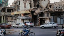 Bus explosion in Syria's Homs injures six - Syrian TV