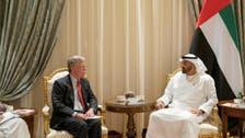 جون بولٹن کی امارات کے ولی عہد سے خطے کی صورت حال پربات چیت