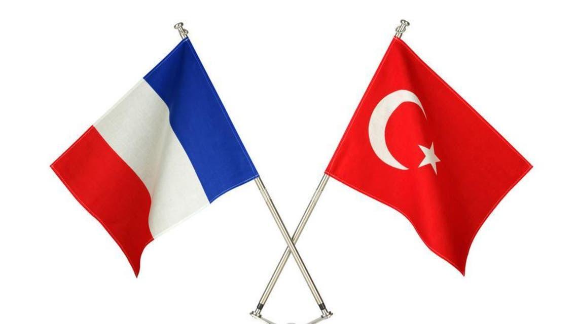 تركيا-فرنسا