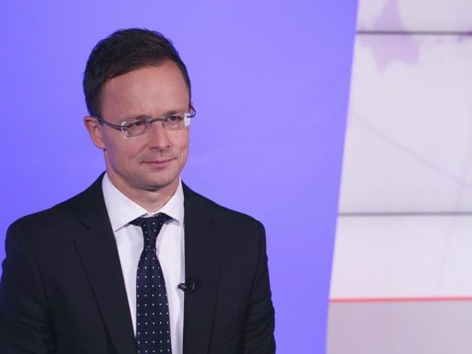 مقابلة خاصة مع وزير خارجية المجر بيتر سيراتو