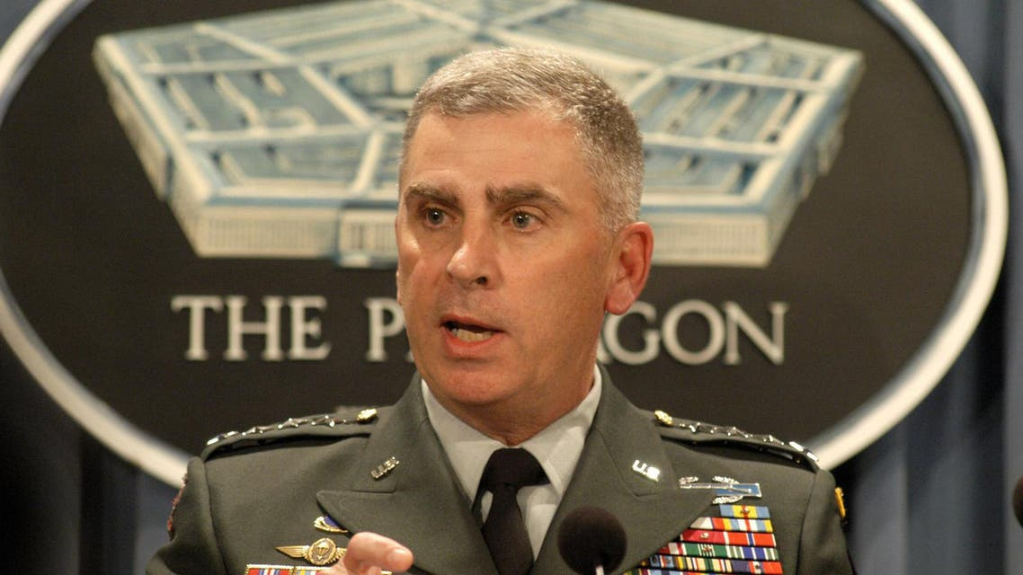 Abizaid is a fluent Arabic speaker of Lebanese Christian descent who headed US Central Command. (Centcom)