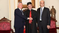 Lebanese Christian civil war foes shake hands, make up after 40 years