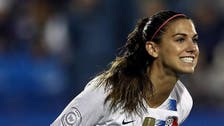 US women end year with 1-0 win over Scotland