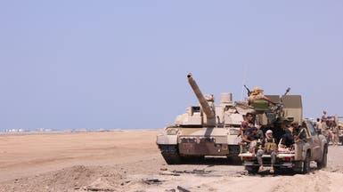 الضالع..الحوثي يفجر منزل شيخ قبلي والأهالي يتصدون لهم
