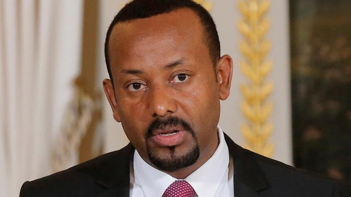 Abiy Ahmed Ethiopia. (Reuters)