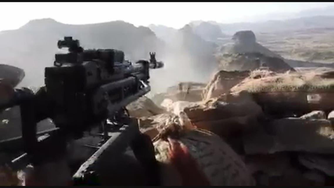الجيش يسيطر عل? حصن باقم في صعدة
